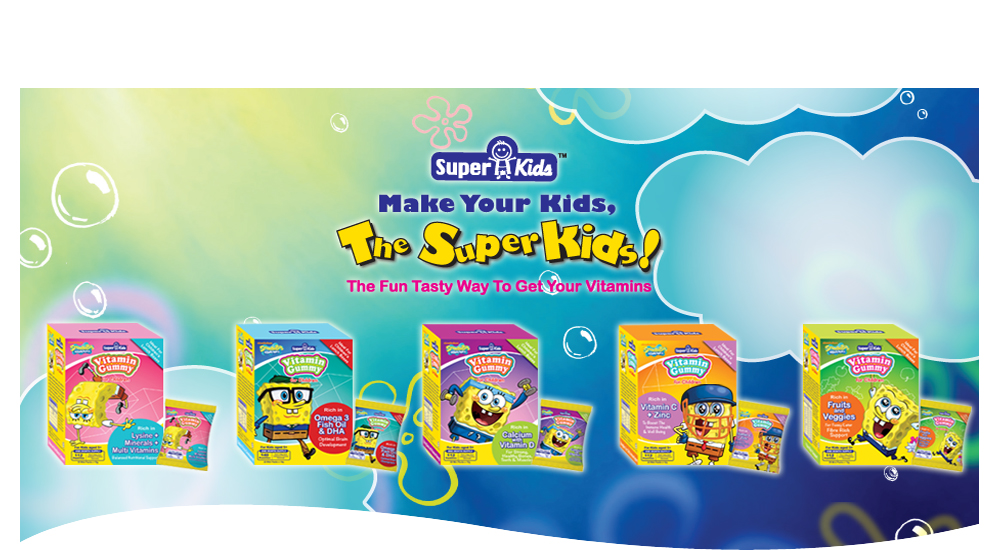 Super Kids Gummy | Lennox